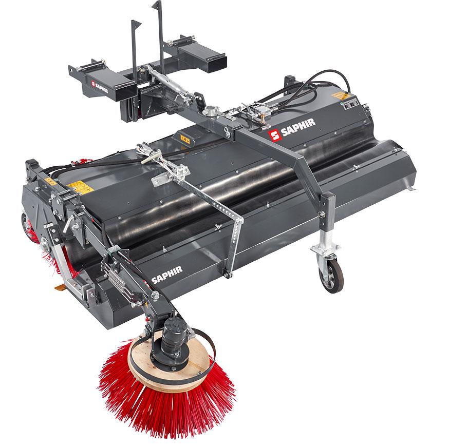Kehrmaschine GKM - Saphir Maschinenbau